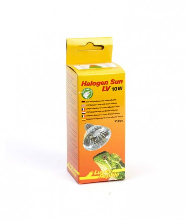 Lucky Reptile Halogen Sun LV 10W Double Pack HSL 10