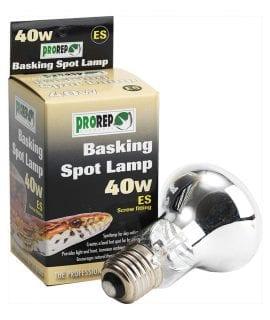 PR Basking Spotlamp 40W ES