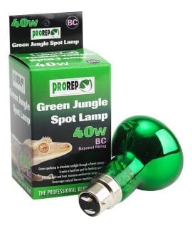 ProRep Green Jungle Spotlamp 40W BC
