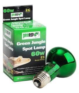 PR Green Jungle Spotlamp 60W ES