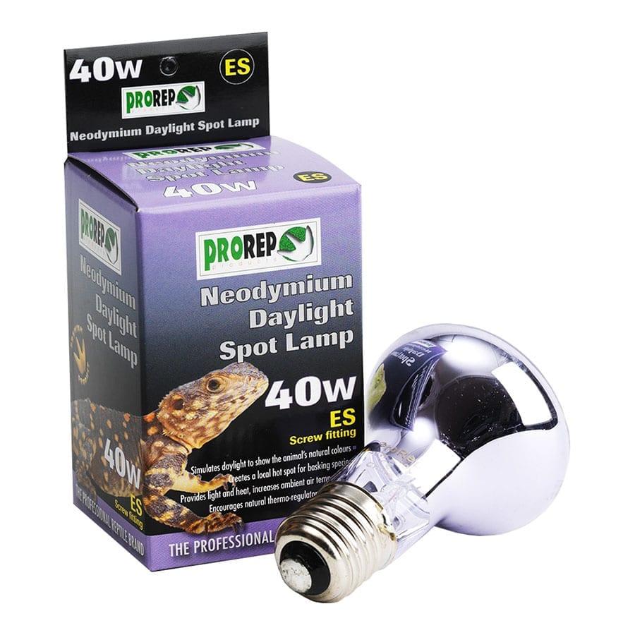 ProRep Neodymium Daylight Spotlamp 40W ES
