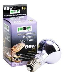 PR Neodymium Daylight Spotlamp 60W ES