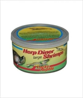 LR Herp Diner Shrimps, large