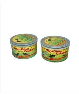 LR Herp Diner Small Crickets 35g