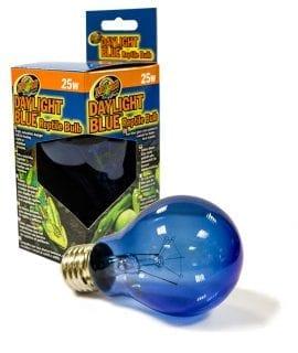 ZM Daylight Blue Reptile Bulb 25W, DB-25