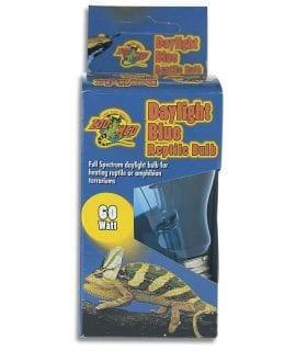 ZM Daylight Blue Reptile Bulb 60W, DB-60