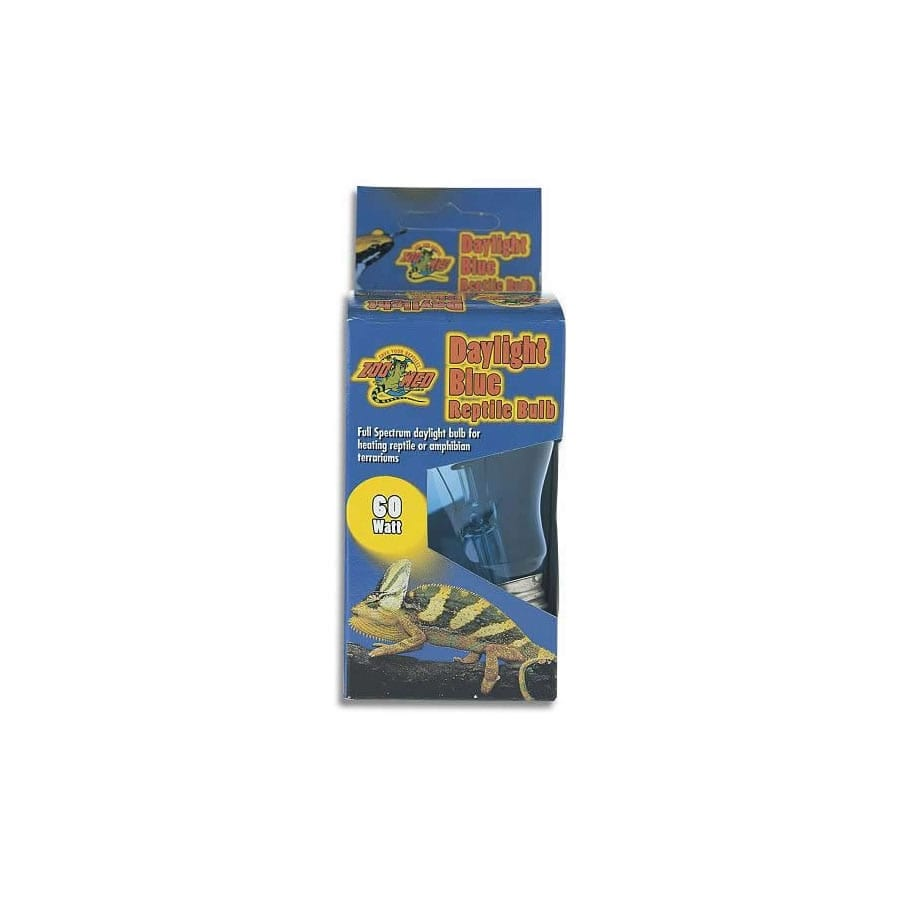 Zoo Med Daylight Blue Rept Bulb 100w Db 100 Reptile