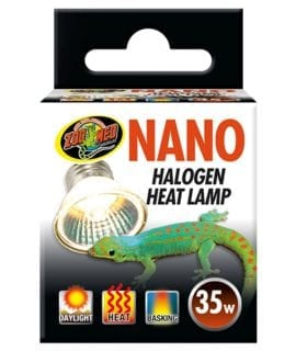 Zoo Med Nano Halogen Heat Lamp 35W HB 35NE