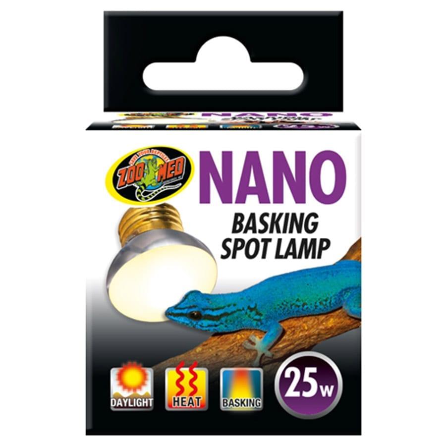 Zoo Med Nano Basking Spot Lamp 25W SL 25NE