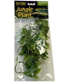 Exo Terra Plastic Plant Amapallo Small, PT3001
