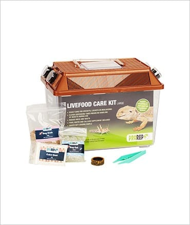PR Livefood Care Kit Large