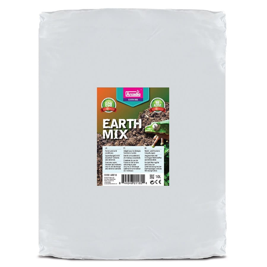 AR Earth Mix Substrate 10L ARE10
