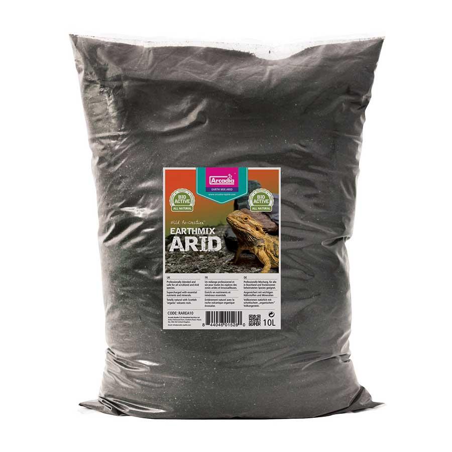 AR Earth Mix ARID Substrate 10L RAREA10