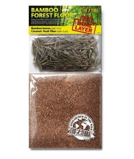 Exo Terra Bamboo Forest Floor Dual Layer Sml PT3111