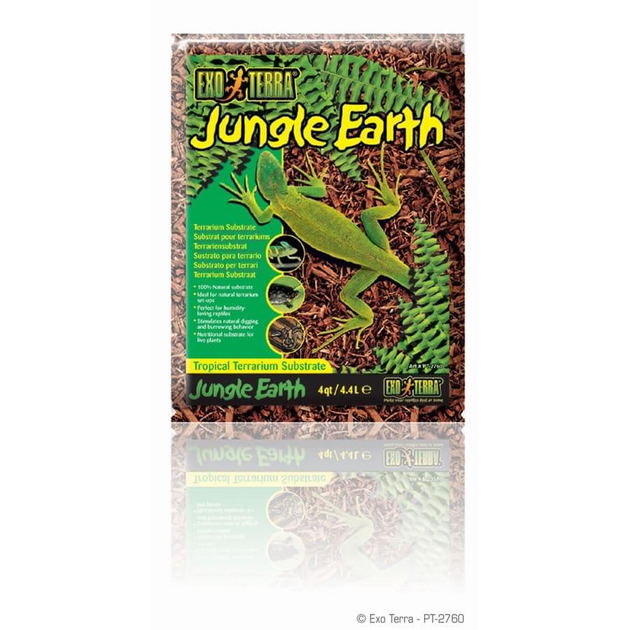 Exo Terra Jungle Earth 4 4L PT2760