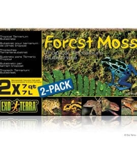 Exo Terra Forest Moss 2x7L pack PT3095