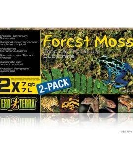 Exo Terra Forest Moss 2x7L pack PT3095
