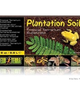 Exo Terra Plantation Soil Substrate 8 8LPT2770