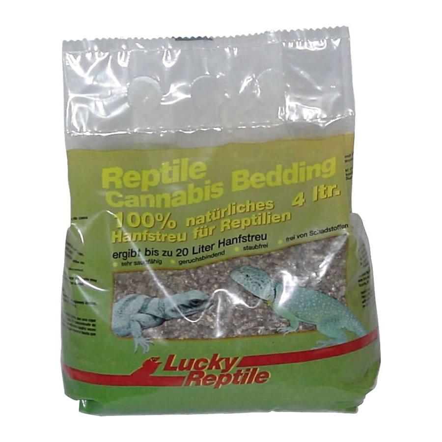Lucky Reptile Reptile Cannabis Bedding 4L RC 4