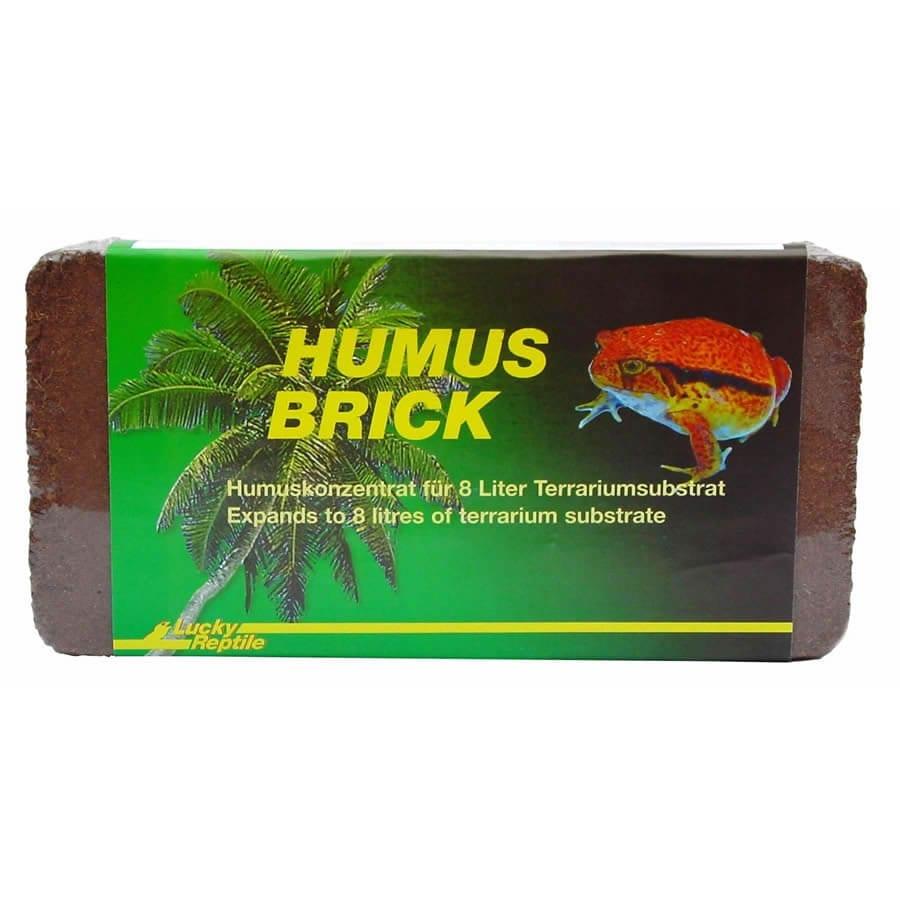 Lucky Reptile Humus Brick 1Kg HB M