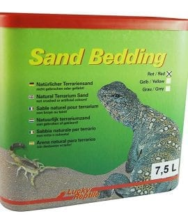 Lucky Reptile Clay Sand Bedding Red 7 5L SB Lucky Reptile