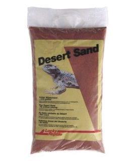 Lucky Reptile Namibia Red Desert Sand 5Kg LSR 5