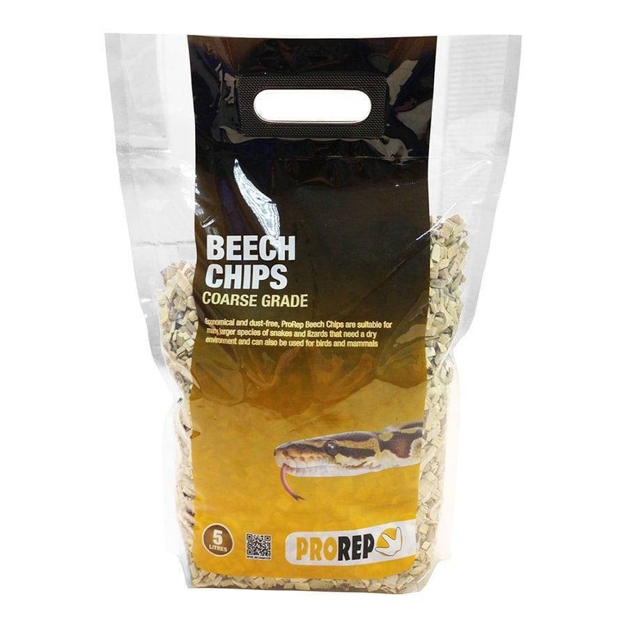 ProRep Beech Chips Coarse  5 Litre