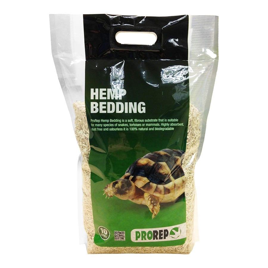 ProRep Hemp Bedding 10 Litre