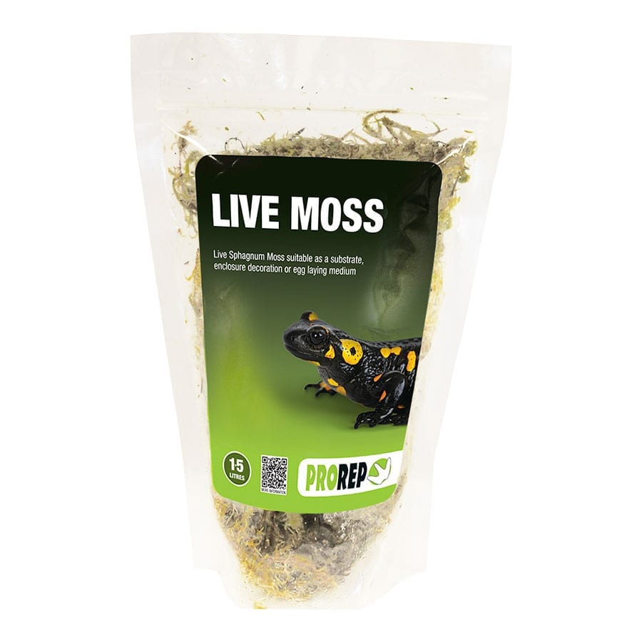 ProRep Live Moss Small Bag approx 1 5L