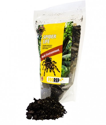 ProRep Spider Life Substrate 1 Litre