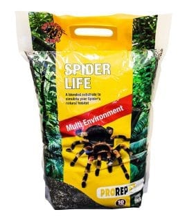PR Spider Life Substrate, 10 Litre