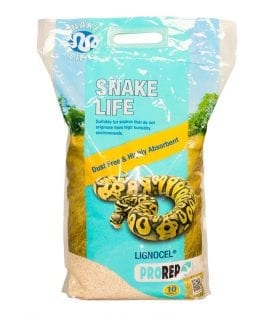 ProRep Snake Life Lignocel Substrate 10L