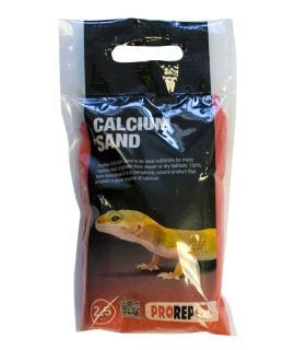ProRep Calcium Sand Red 2 5Kg