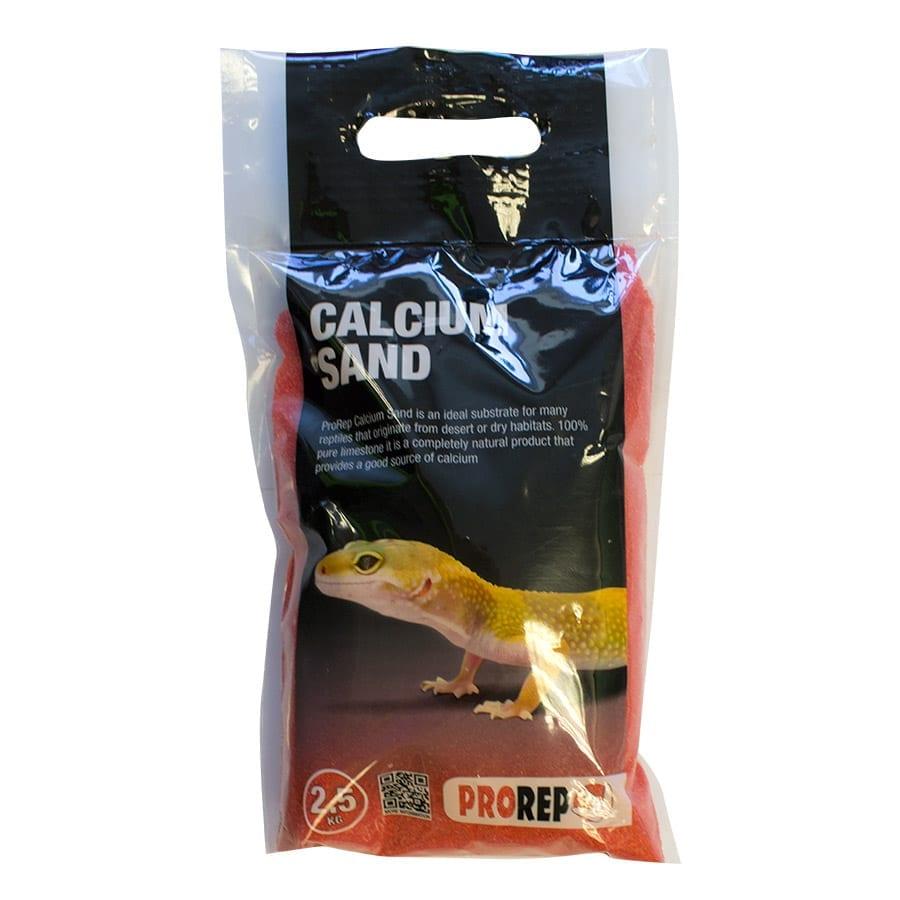 ProRep Calcium Sand Red 2 5Kg