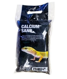 ProRep Calcium Sand Chocolate Brown 2 5Kg