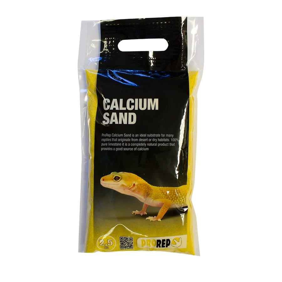 ProRep Calcium Sand Yellow 2 5kg