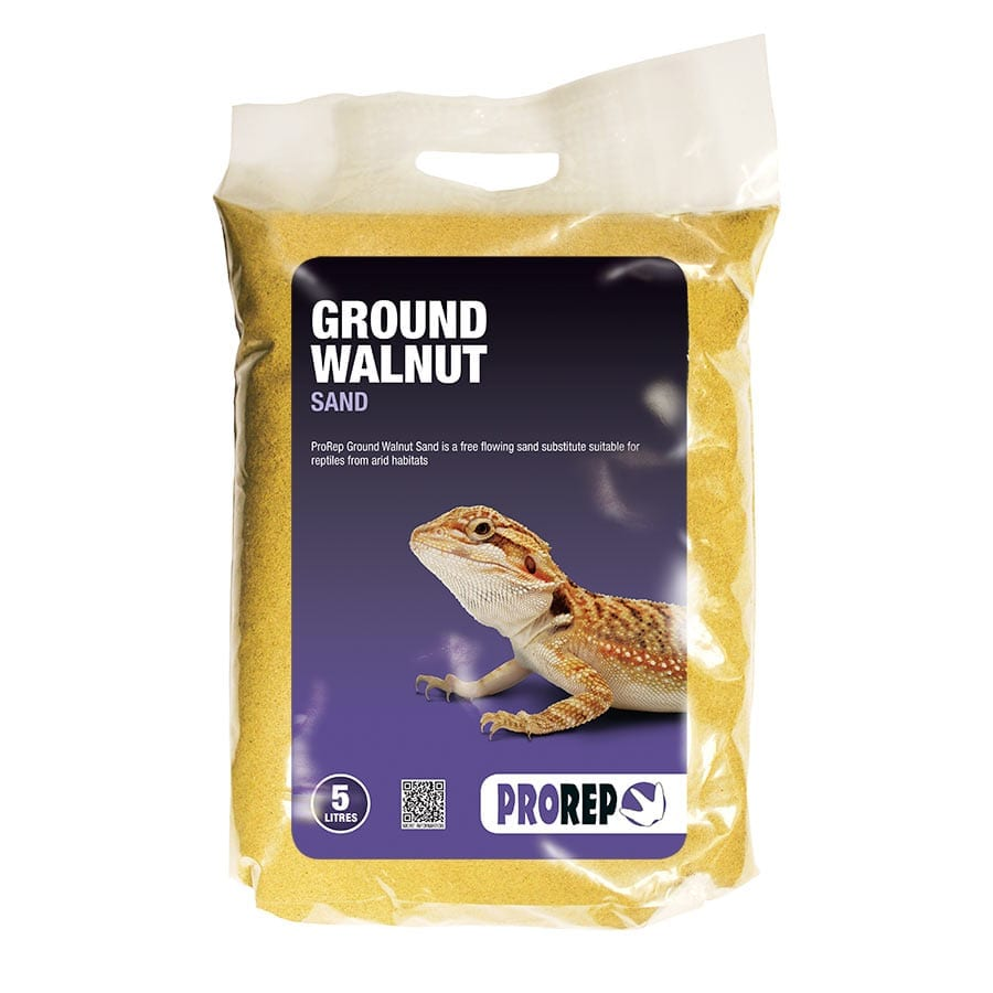 ProRep Ground Walnut Sand 5 Litre