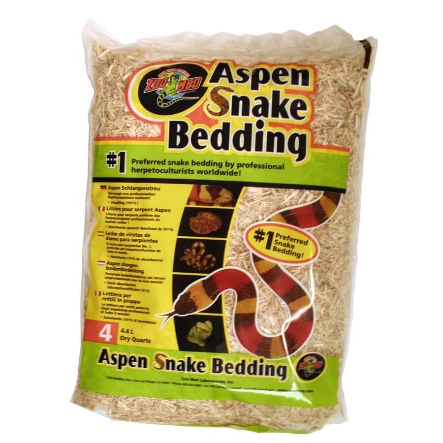 Zoo Med Aspen Snake Bedding 4 4L SB 4