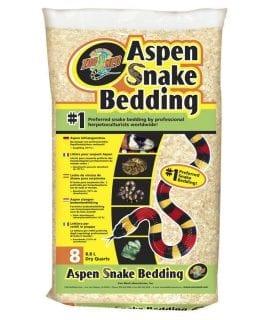 Zoo Med Aspen Snake Bedding 8.8L, SB-8