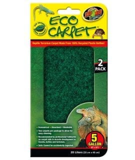 Zoo Med Eco Cage Carpet 5 Gal CC 5