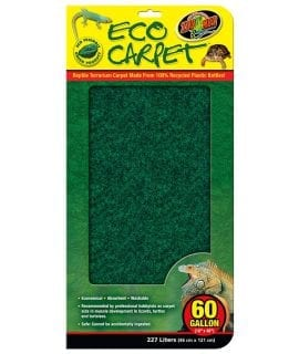 Zoo Med Eco Cage Carpet 60 G BREED, CC-60