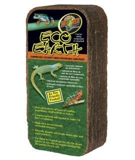 Zoo Med Eco Earth Substrate Block EE 10