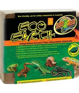 Zoo Med Eco Earth 3-Pack, EE-20