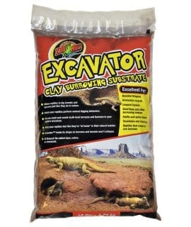 Zoo Med Excavator Clay Substrate 4 5Kg XR 10