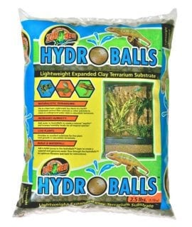 Zoo Med HydroBalls Clay Substr  1 13Kg VC 10