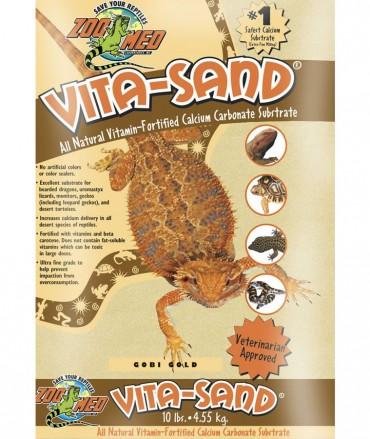Zoo Med Vita Sand Gobi Gold 4 5Kg VG 10