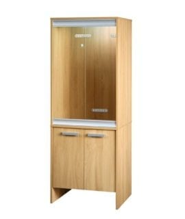 Vivexotic Cabinet Small Oak PT4035