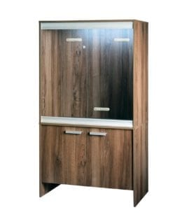 Vivexotic Cabinet Medium Walnut PT4039