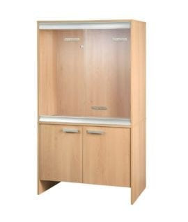 VE Cabinet Medium Beech PT4040