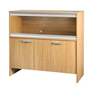 VE Cabinet Large Oak PT4041